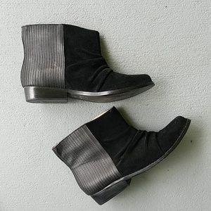 Joe's Black Black Ankle Boots